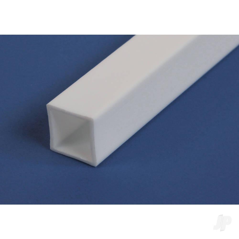 14in (35cm) Square Tube .250in (1/4in) (2 per pack)
