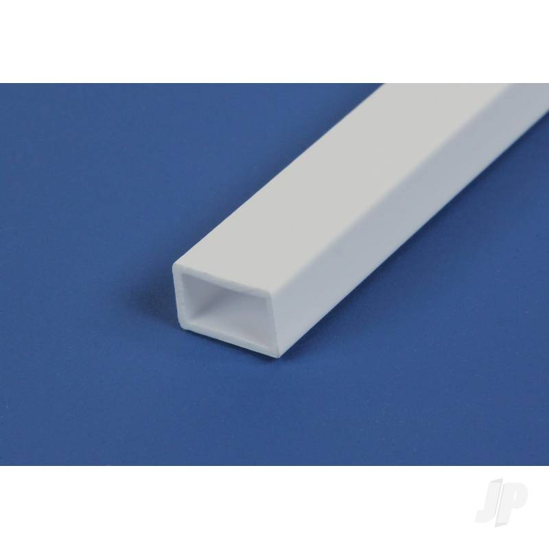 14in (35cm) Rectangular Tube .125x.250in (3 per pack)