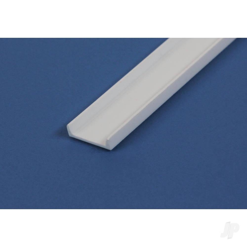 14in (35cm) C-Channel .125in (1/8in) (100 per pack)