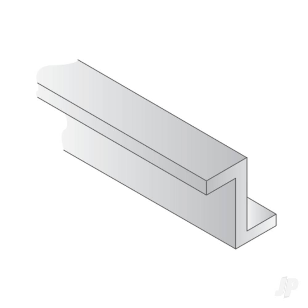 14in (35cm) Z-Channel .100in (2.5mm) (4 per pack)