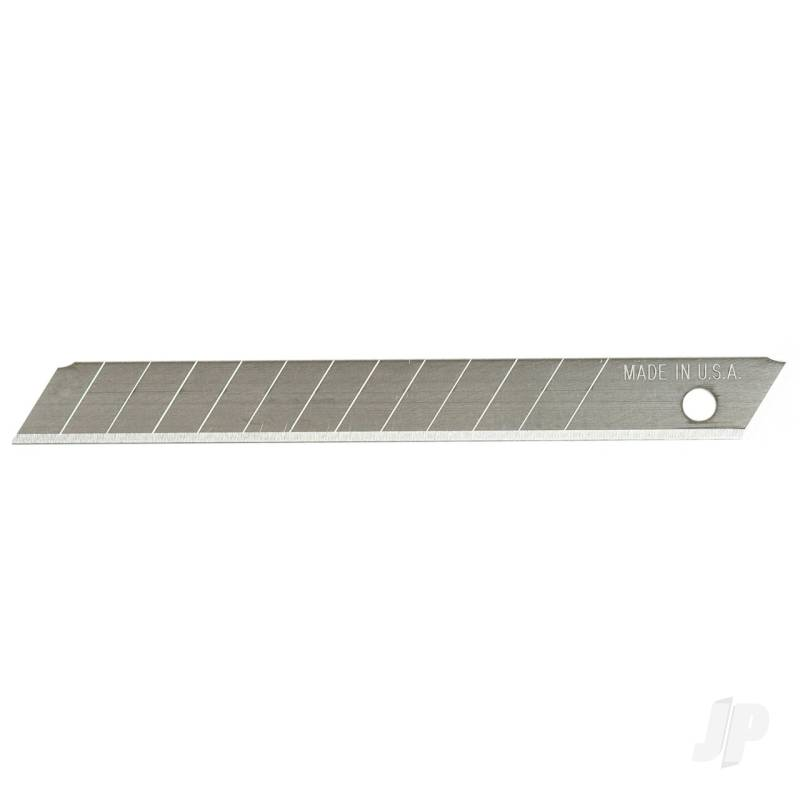9mm, 13pt Snap Blade (5pcs) (Carded)