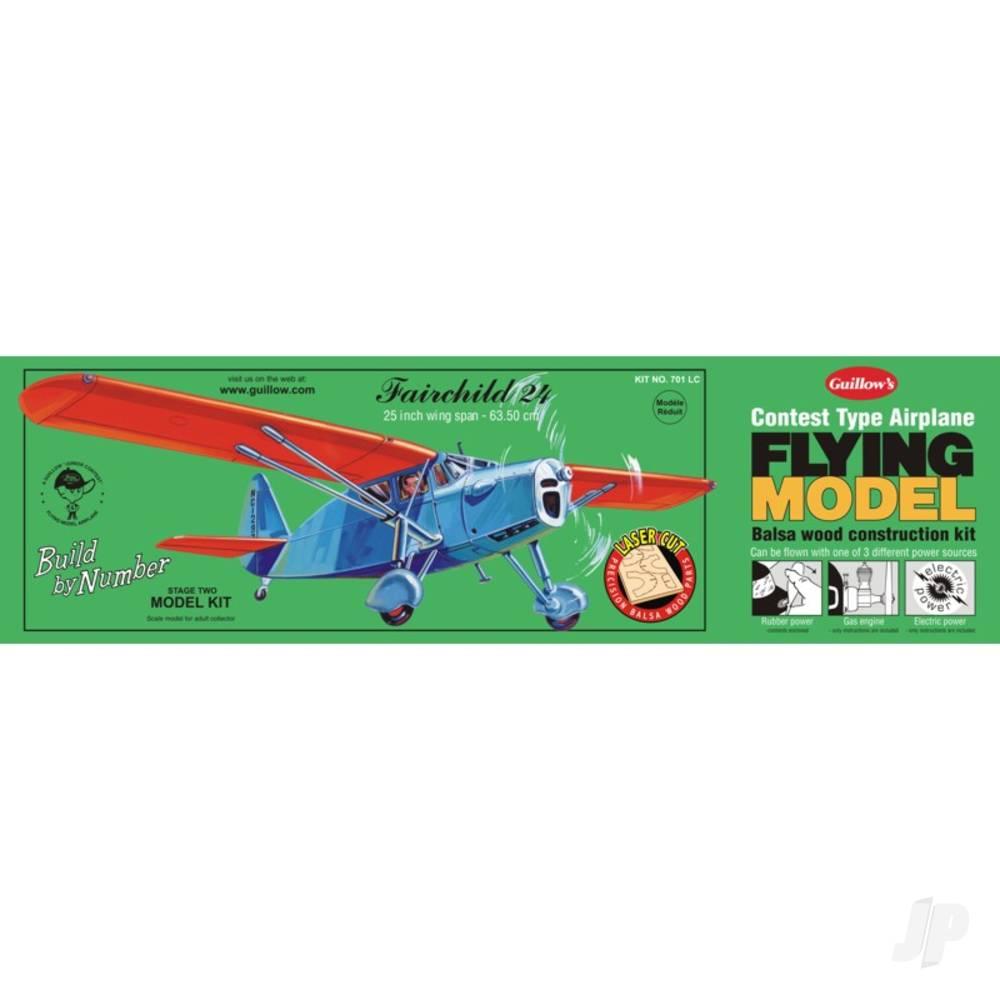 Fairchild 24 (Laser Cut)