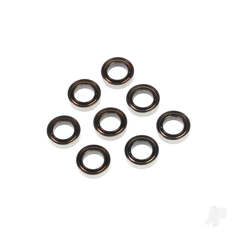 79513 Ball Bearings 7.95x13x3.5mm (8P) (Hailstorm, Blaster, Gallop)