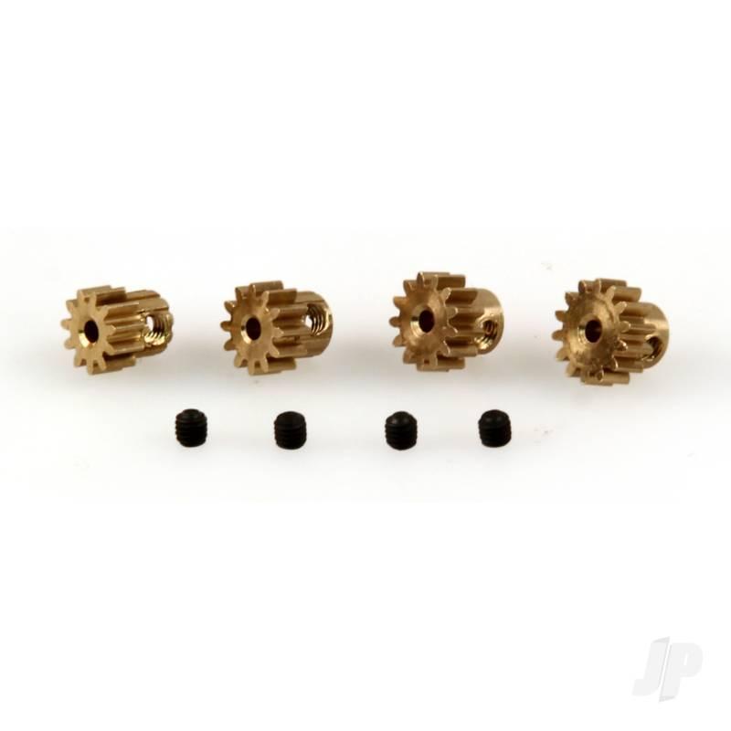 Pinion Gears, M0.6, 11T, 12T, 13T, 14T (Animus)
