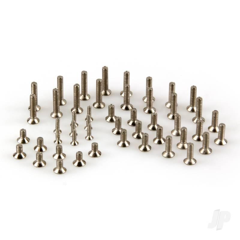 Flat Head Phillips Screws (FHPS), Assorted