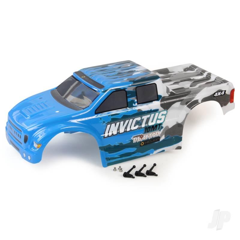Body, Blue (Invictus)