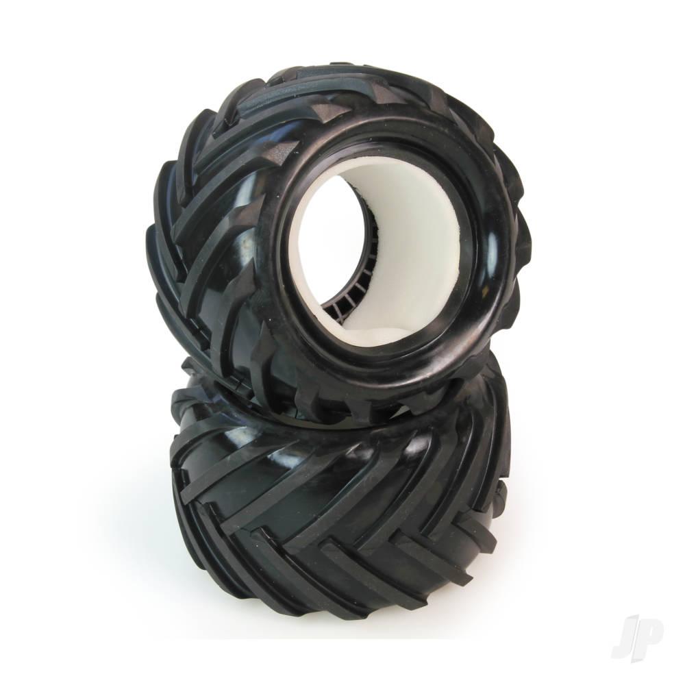 Tires and Foam (Invictus)