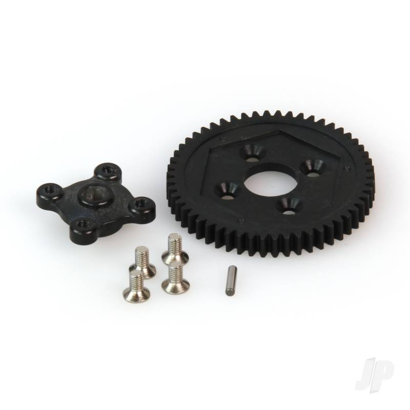 Spur Gear, 54T, 640 1.08 691.20 (Dominus 10SC V2, Invictus 10MT)