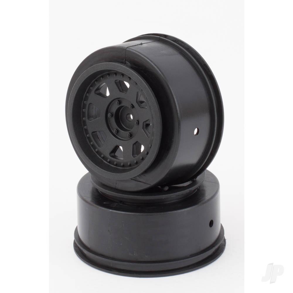 Wheels, Black, 24mm-OS (Dominus 10SC)