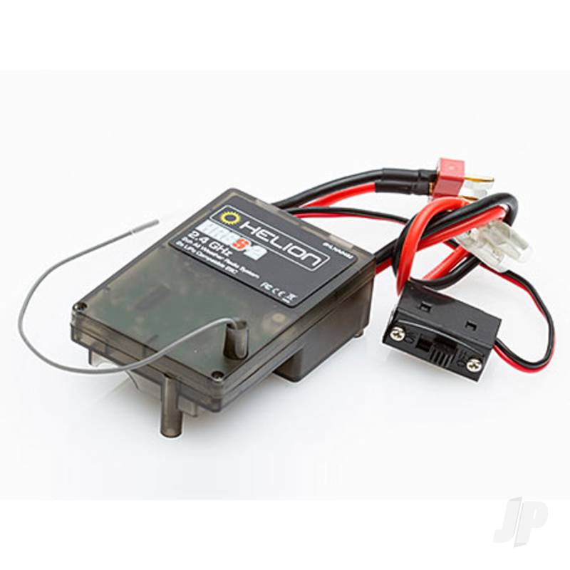 2-1 Modular ERS, HCT (Impakt, Verdikt, Contakt)