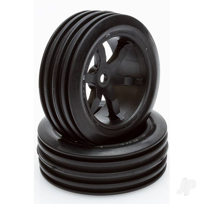 Tires and Wheels, Front (Verdikt) (2pcs)