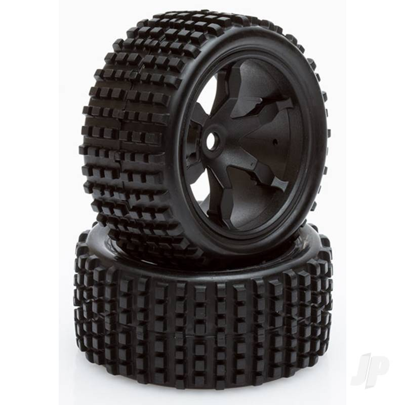 Tires and Wheels, Rear (Verdikt) (2pcs)