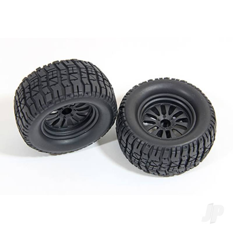 Wheels and Tires (Contakt)