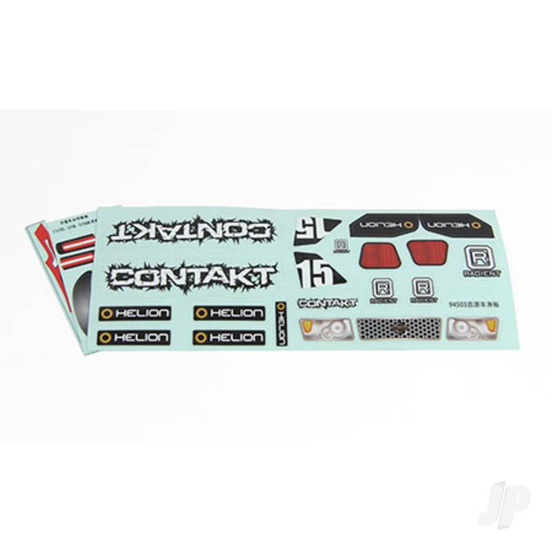 Decal Sheet (Contakt)