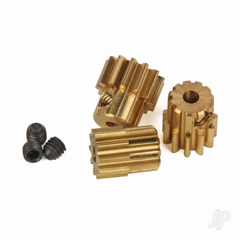 Pinion Gears, 2.3xM0.6 10T / 11T / 13T (Impakt, Verdikt, Contakt)