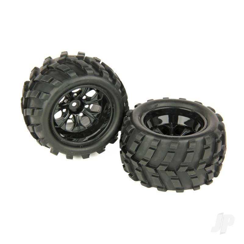 Wheel and Tire Set (Animus 18MT)