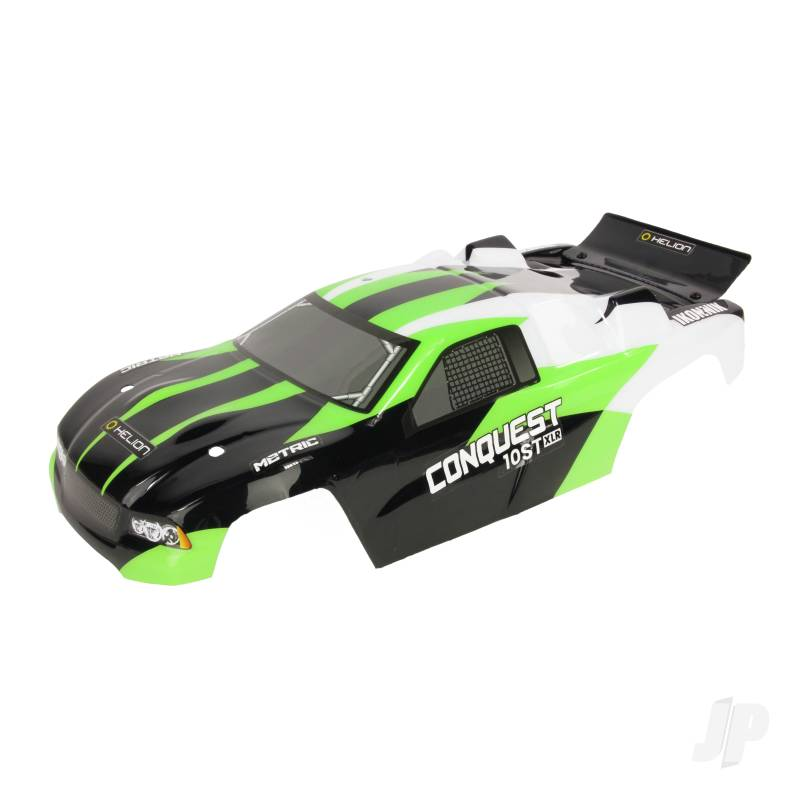 Replacement Body, Green (Conquest 10ST)