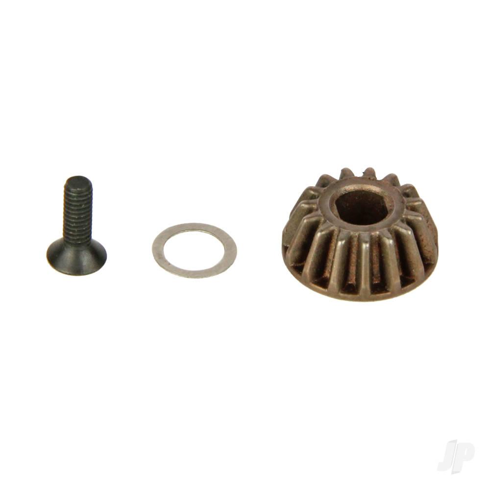 Pinion Gear, Bevel, 15T (Four 10SC)
