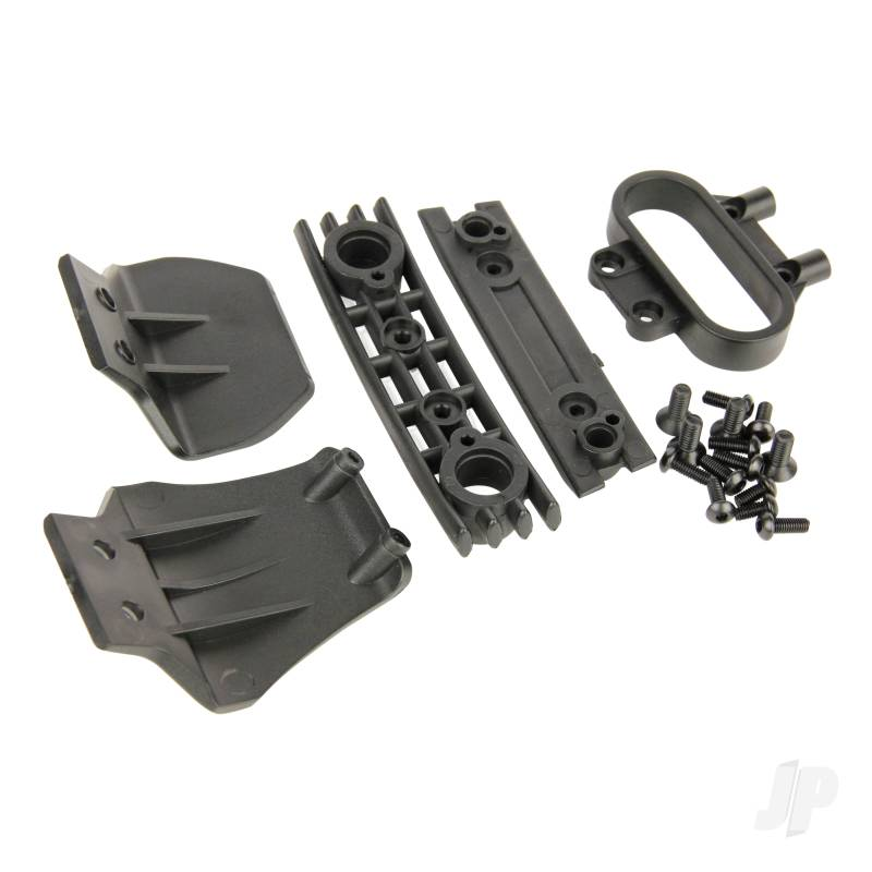 Bumper Set, Front and Rear (Four 10TR)