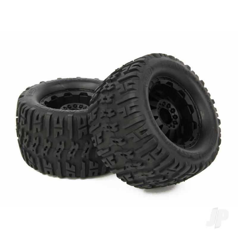 Mounted Wheel and Tire (Avenge MT)