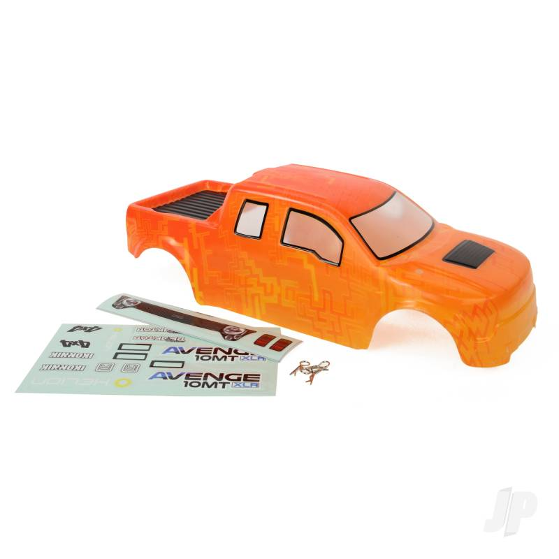 Body Shell, Orange (Avenge MT)