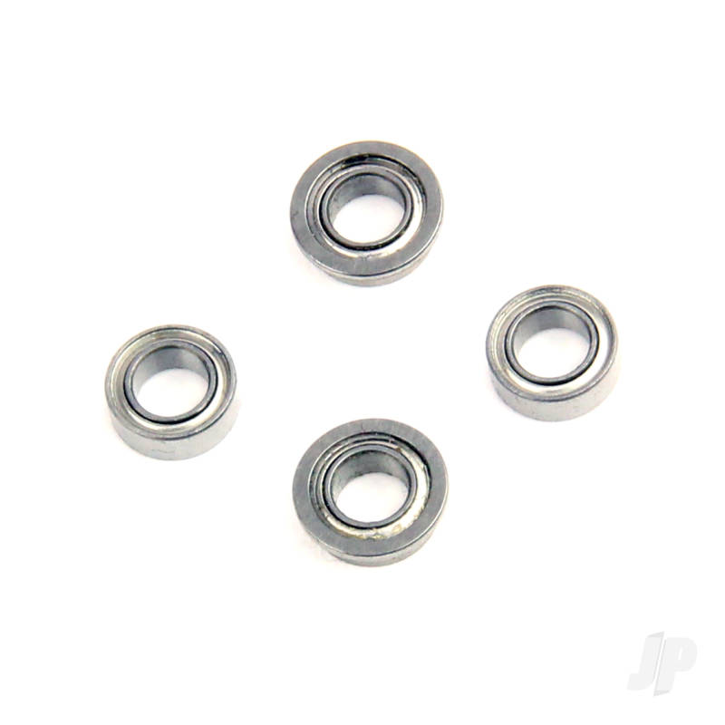 Bearing (2pcs) + Flange Bearing (2pcs) (Mad Flow Brushed / Brushless)