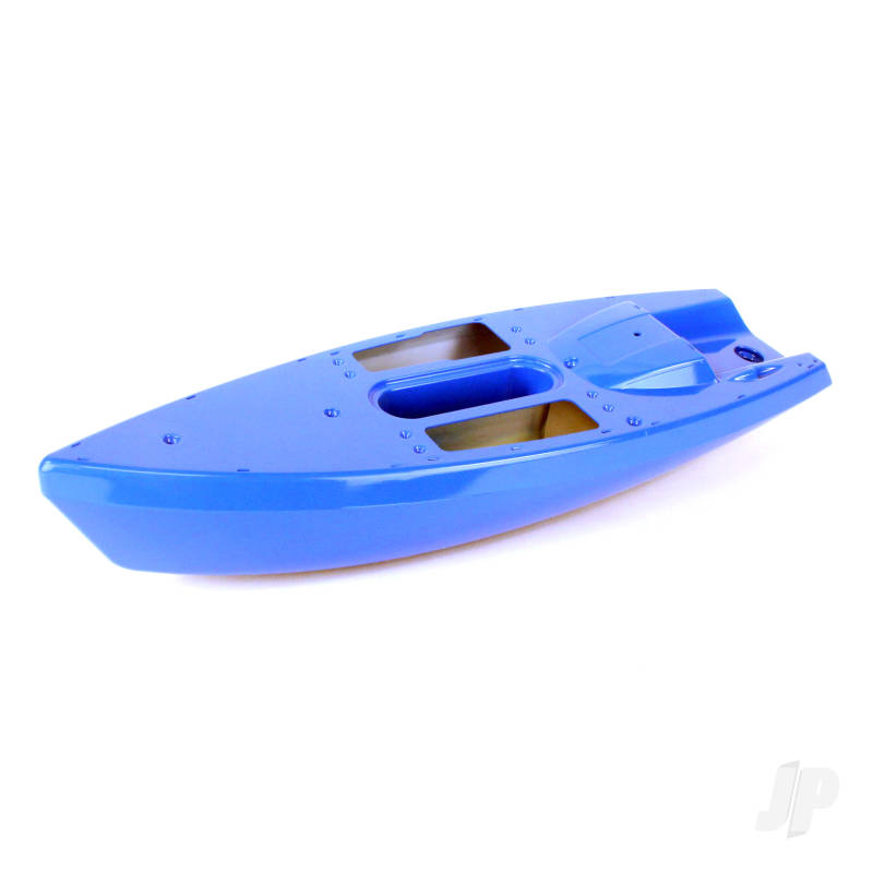 Hull with Blue Colour Painting (No Decals)