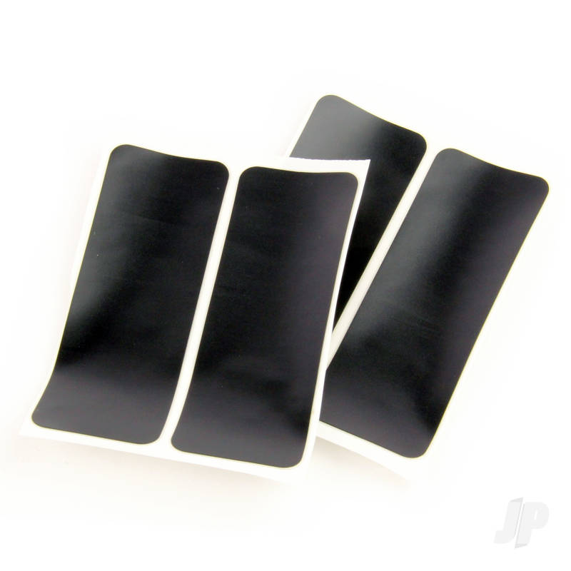 PVC Deck Covers (4pcs)