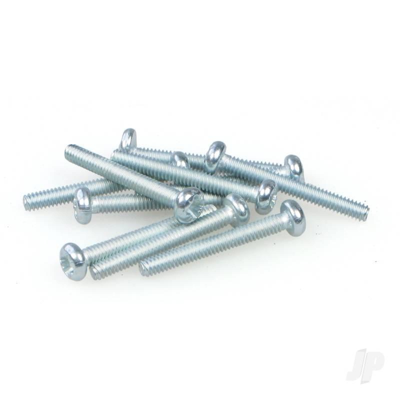 M2x16 Crosshead Screw (10pcs)