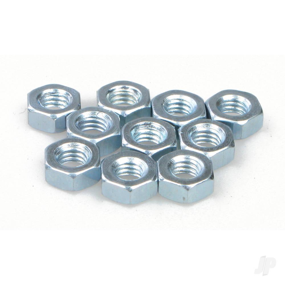 M4 Full Nut (10pcs)