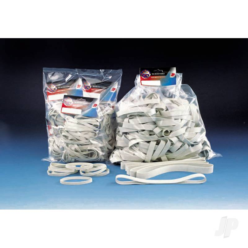 75mm (3.0ins) Rubber Bands (17pcs)