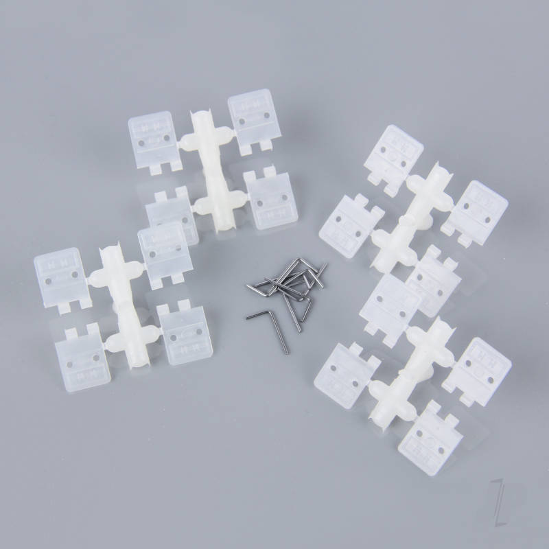 Pin Hinge Nylon (8pcs)