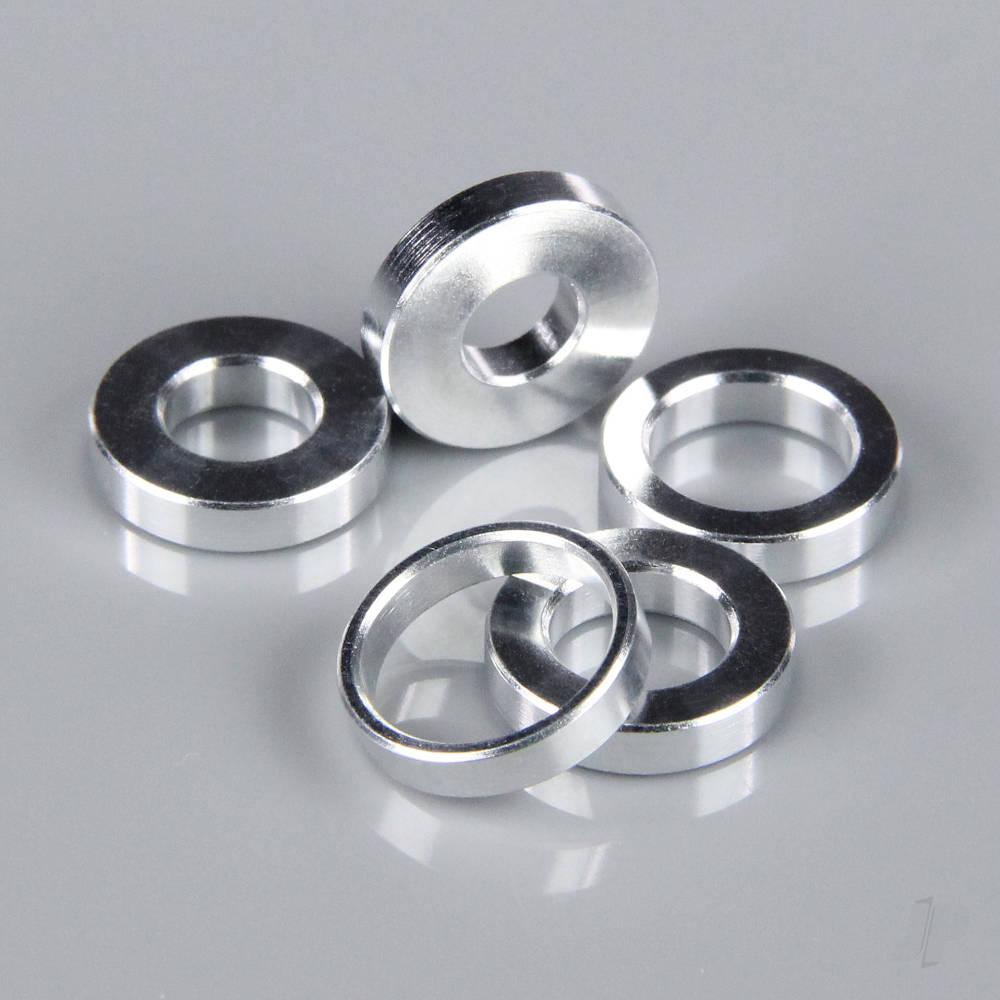 Adaptor Rings for Lightweight Aluminium Backplate Spinner (5 pcs)