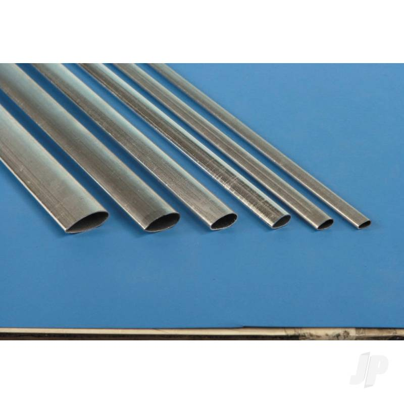 1/2in 35in Streamline Aluminium Tube