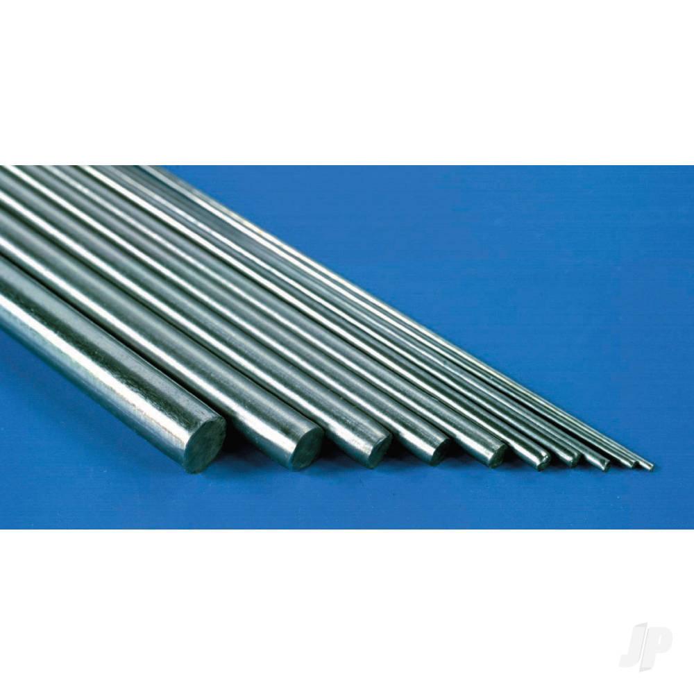 .032in (1/32in) Music Wire (36in long) (4 per Sleeve) (Bulk Pack of 5 Sleeves)