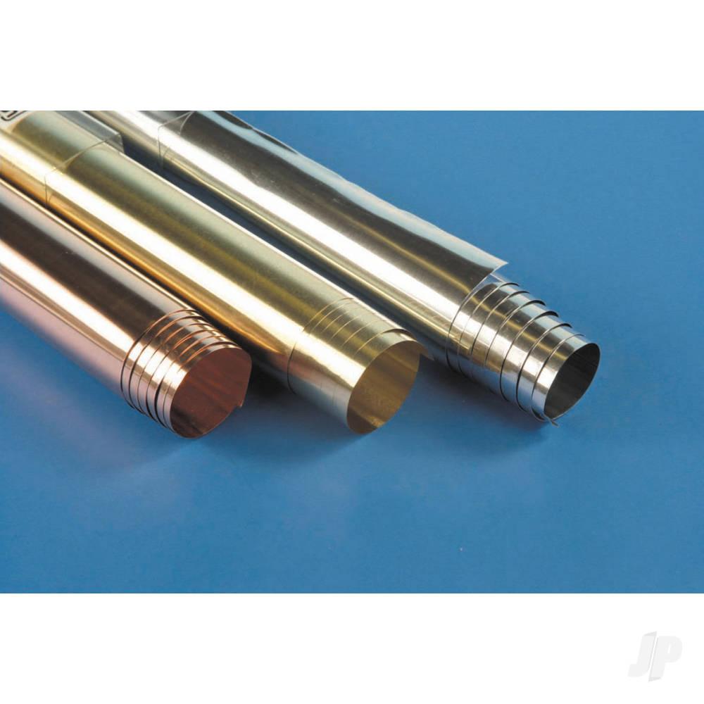 .005in (44ga) 12x30in Brass Shim/Foil