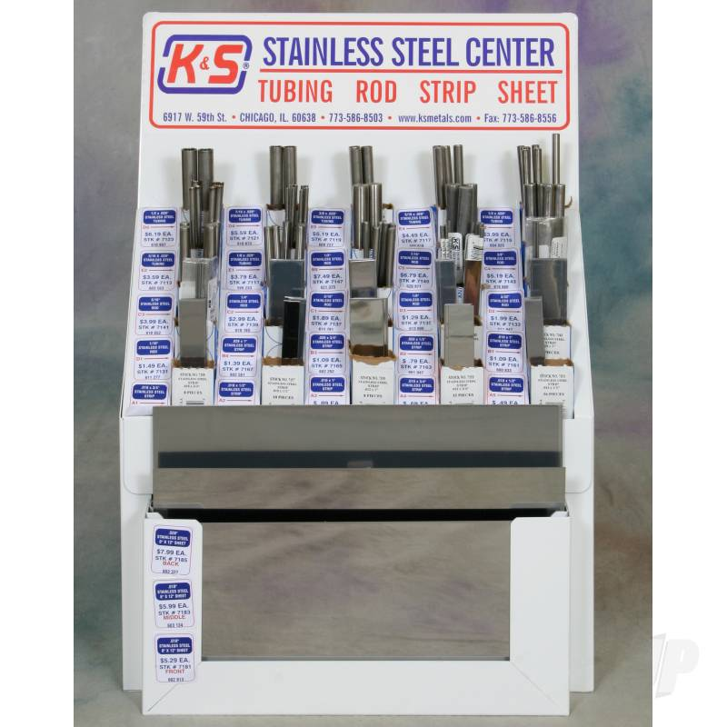 7100 Stainless Steel Centre