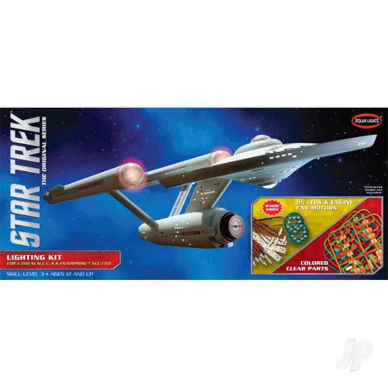 1:350 Star Trek U.S.S. (Light Kit)