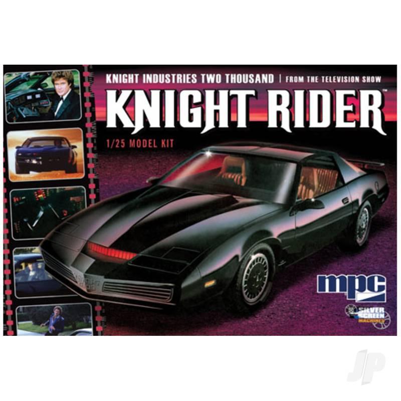 1:25 Knight Rider 1982 Pontiac Fire