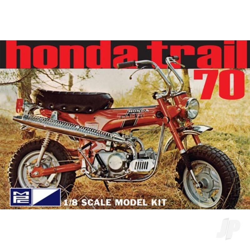 1:8 Honda Trail 70 Mini Bike