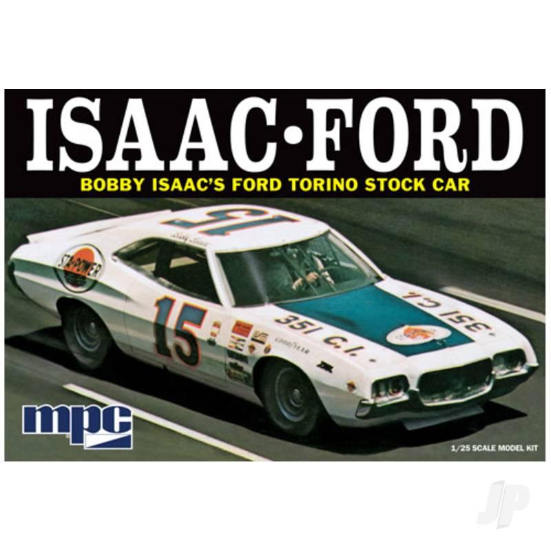1:25 1972 Ford Torino Car