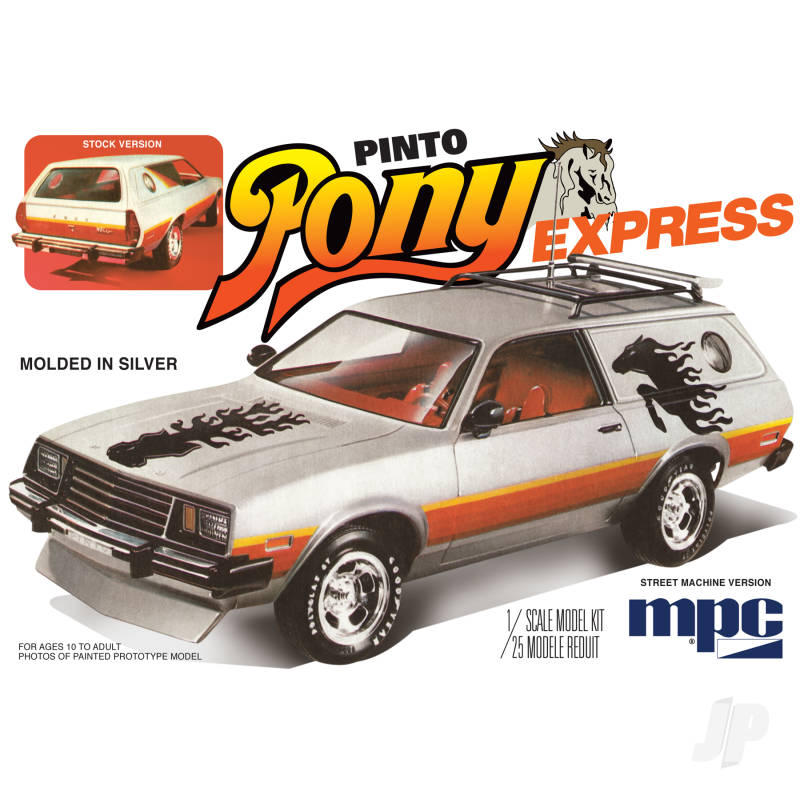1:25 1979 Ford Pinto Wagon