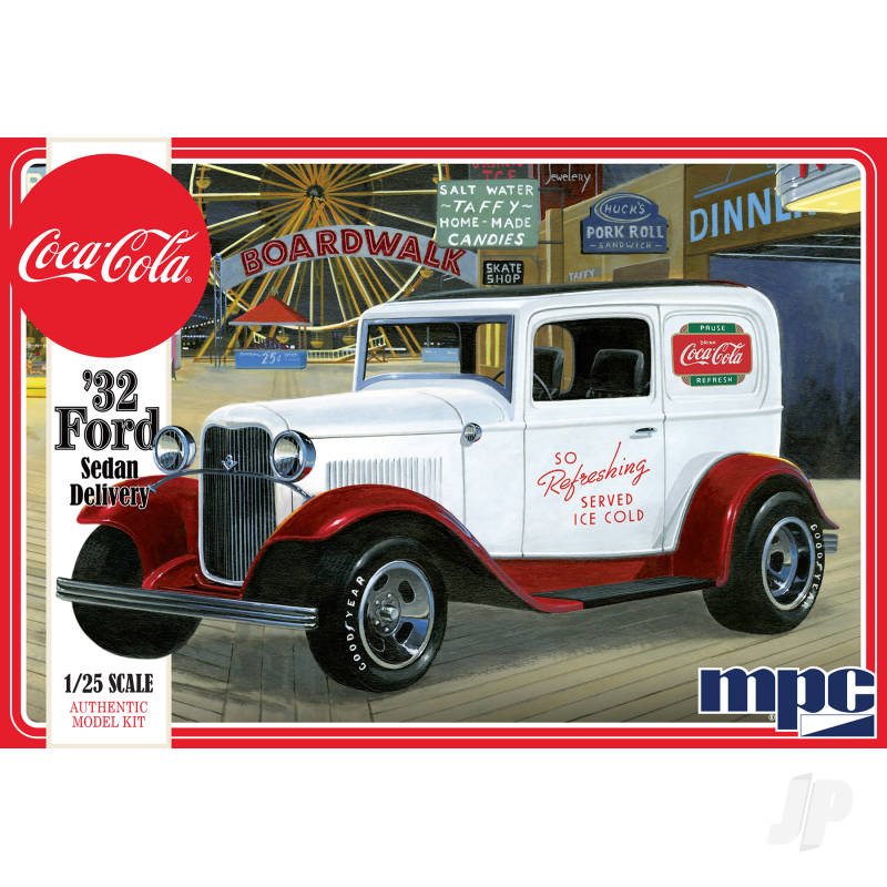 1932 Ford Sedan Delivery (Coca Cola)