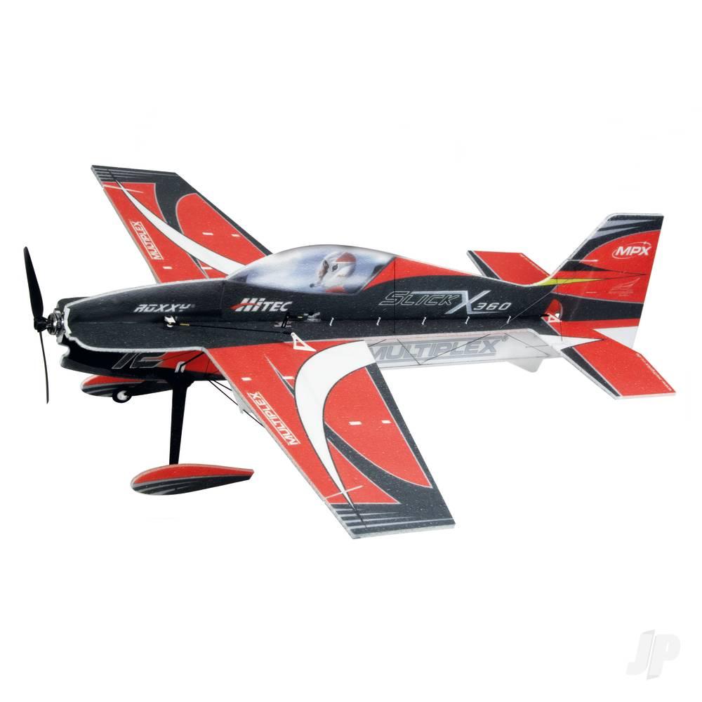 BK Slick X360 3D Indoor Edition (Red)