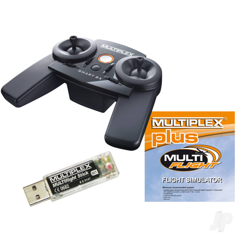 MULTIflight PLUS Set with SMART SX 6 (Mode 2+4) 15305