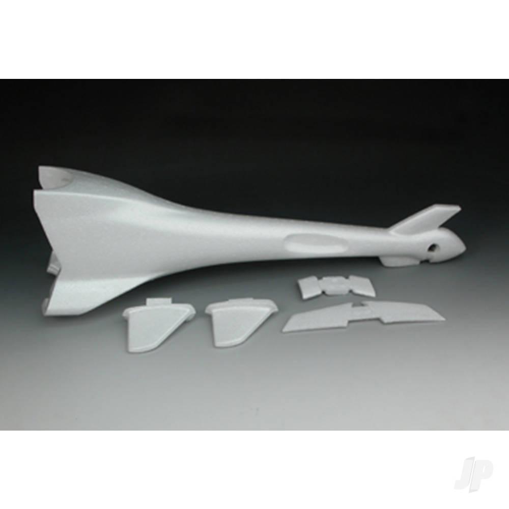 Fuselage Rear + Tailplane Funcopter 223021