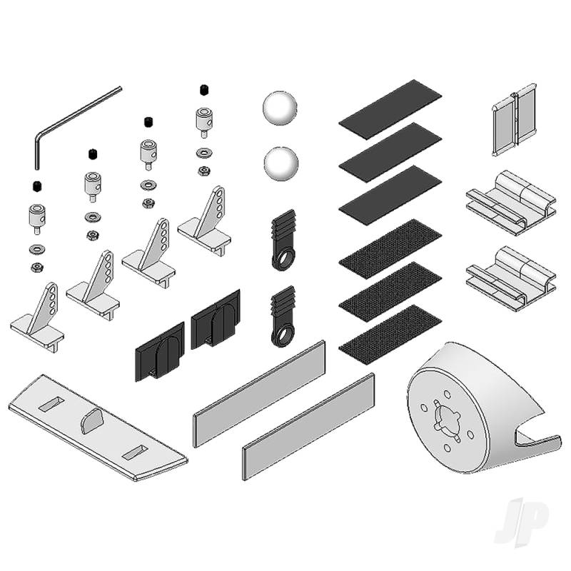 Small Parts Set Easyglider Pro 224152
