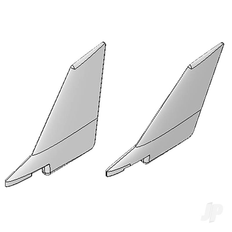 Fin Set Left and Right (FunJet ULTRA)