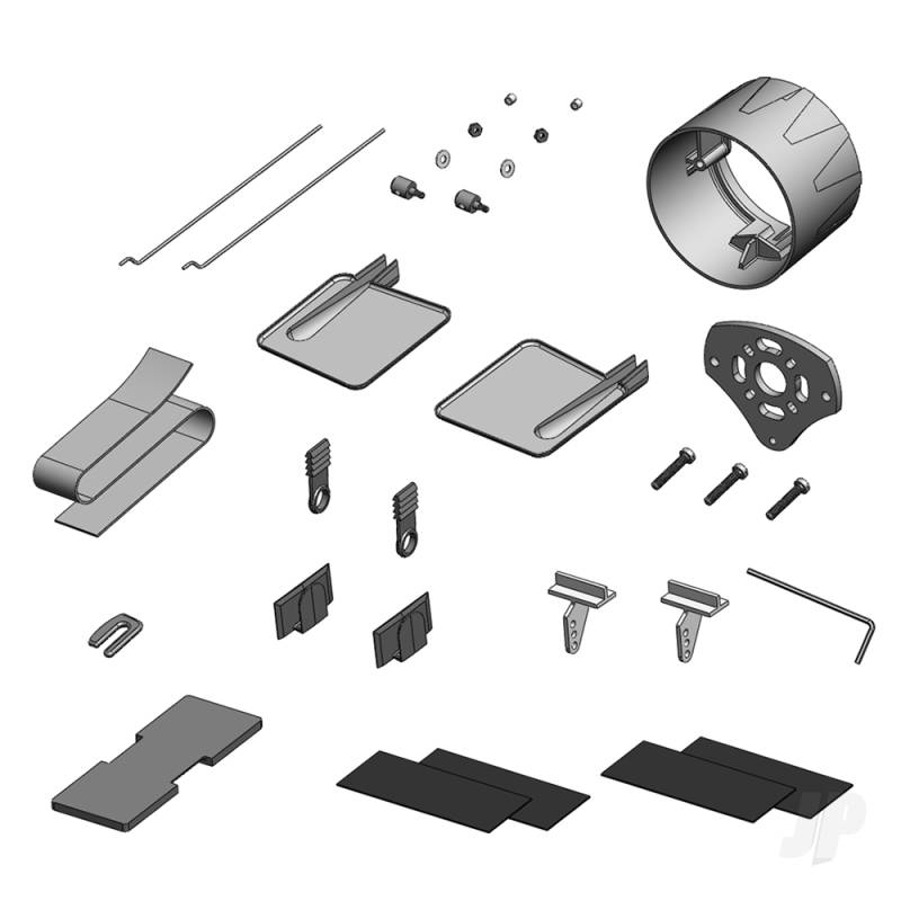 Small Items Set Funjet Ultra 224238