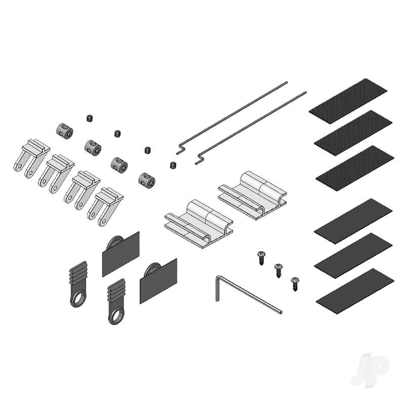 Small Items Set Easystar II 224243